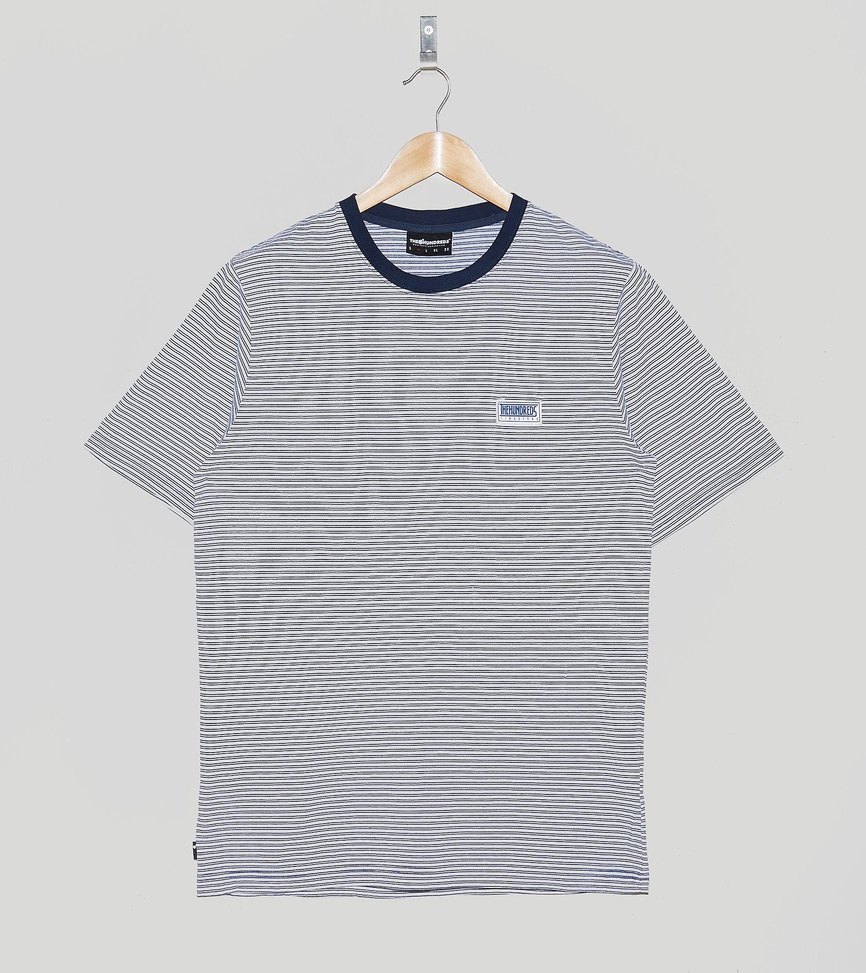 The Hundreds Marl Stripe Jersey T-Shirt