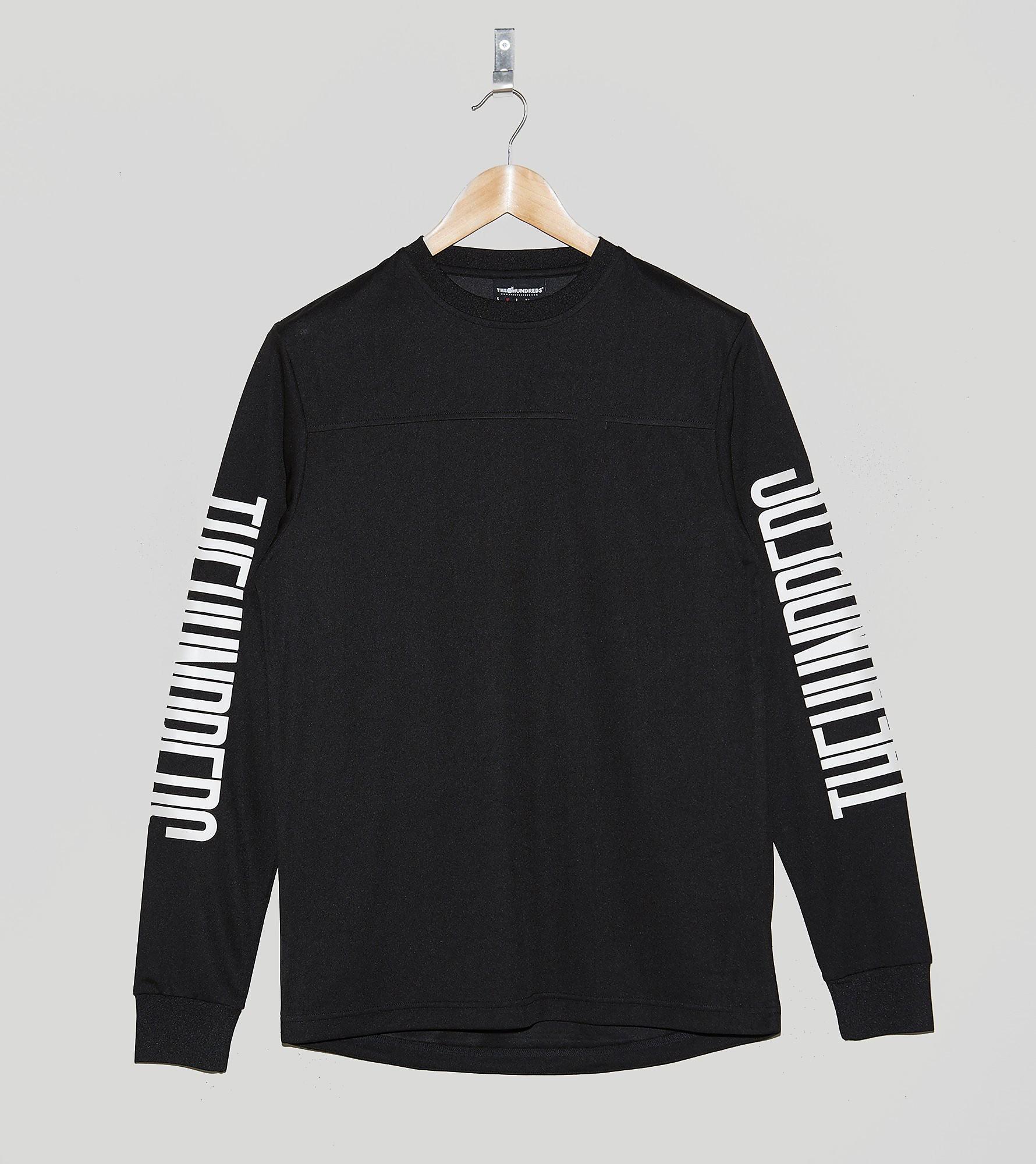The Hundreds Long-Sleeved Flip T-Shirt