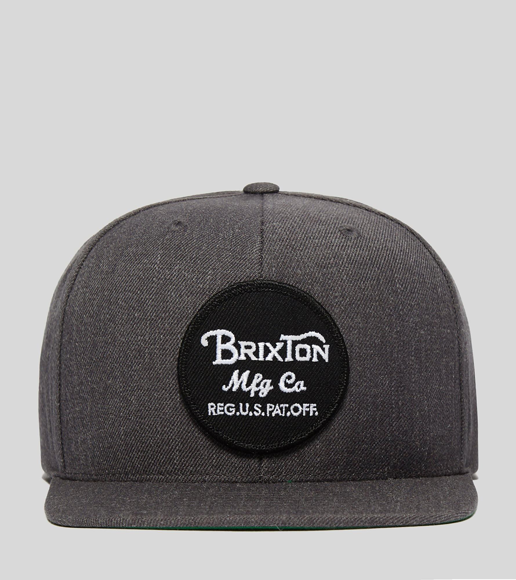 Brixton Wheeler Snapback Cap