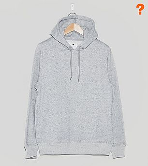 size? essentials Mvp Hoody