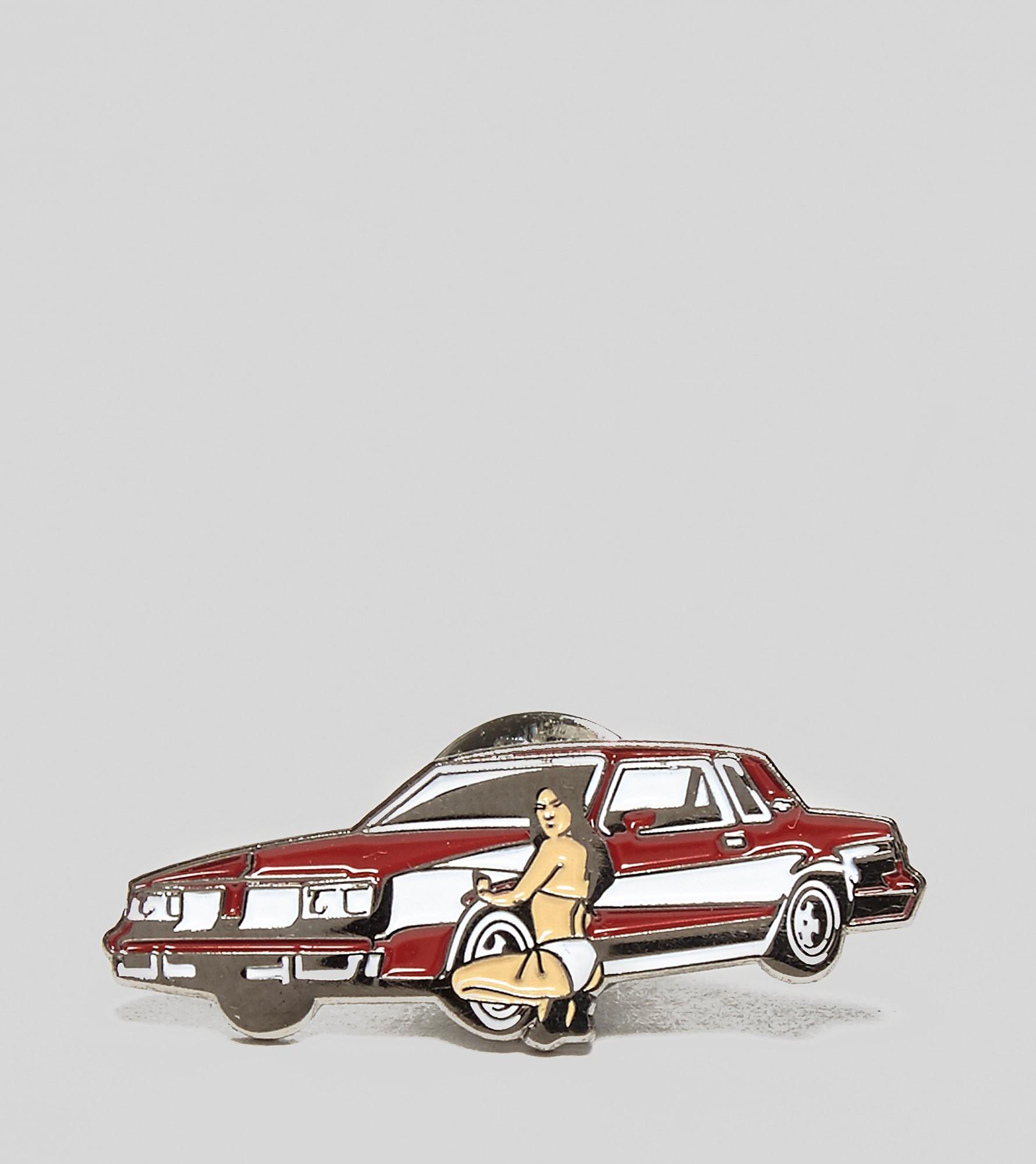 The Hundreds Hyna Car Lady Pin