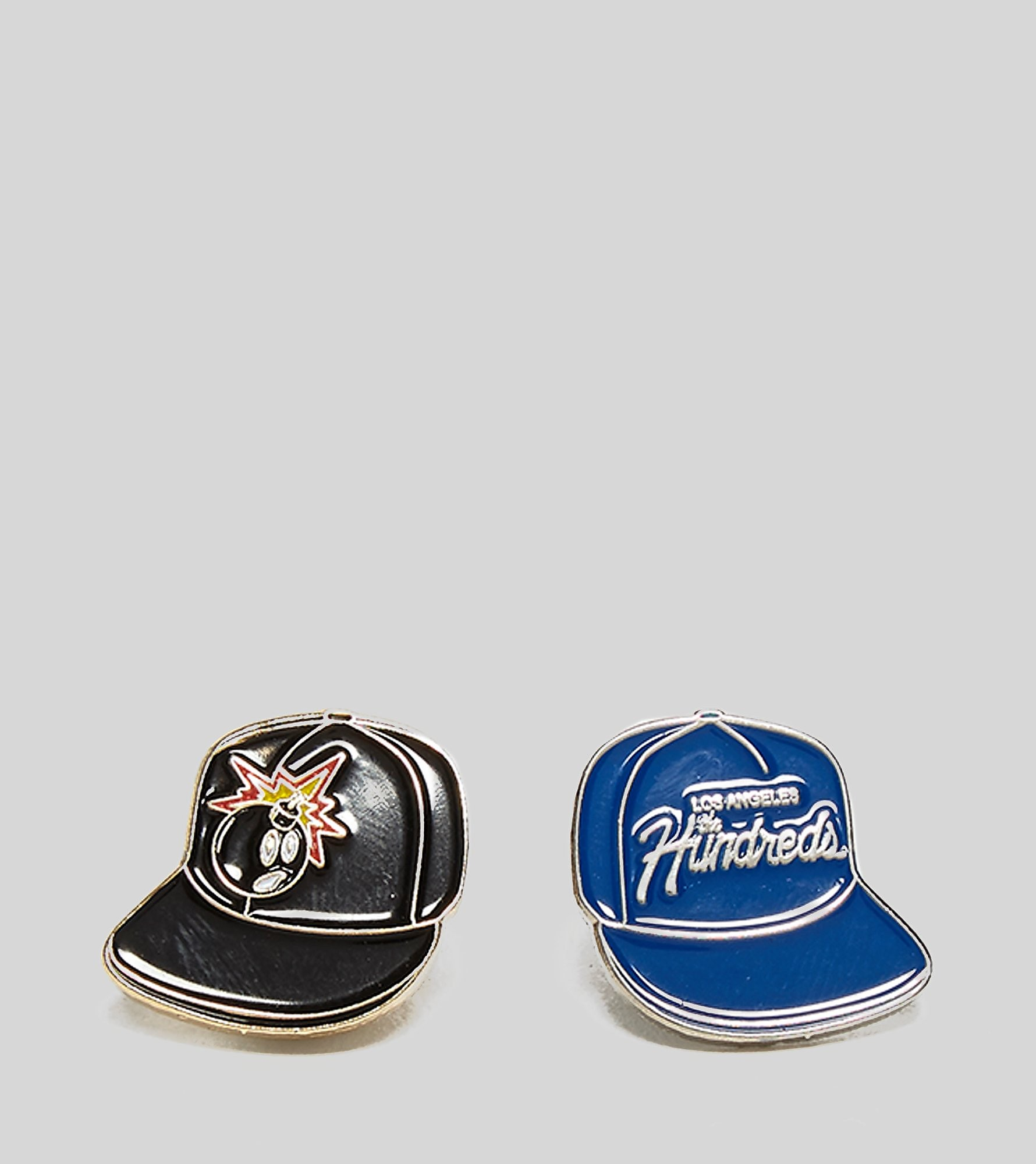 The Hundreds Headwear Pin Set