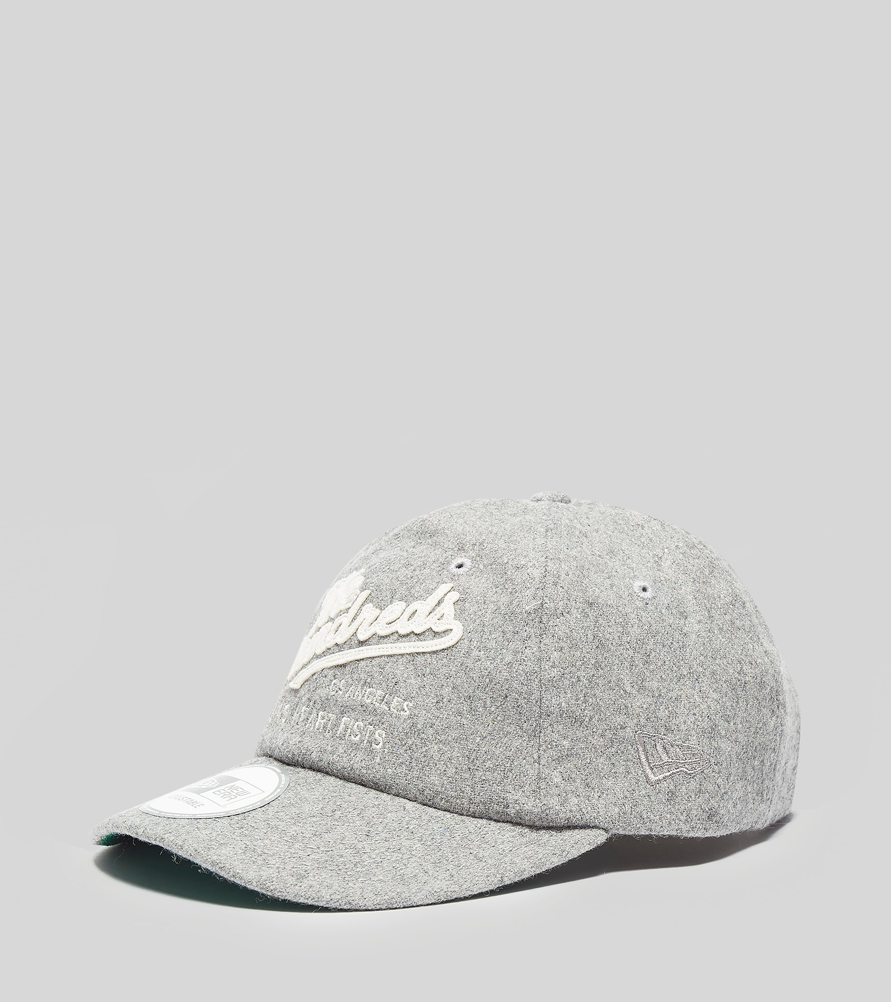 The Hundreds Sane Leather Strapback Cap