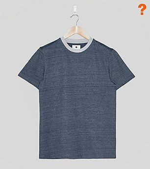 size? Essentials Ringer T-Shirt
