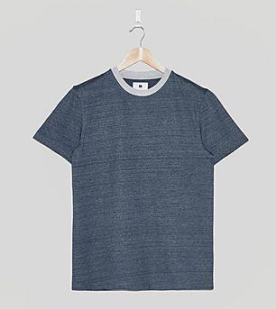 size? essentials Ringer T-Shirt