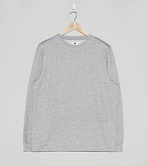 size? essentials Game Long Sleeved T-Shirt