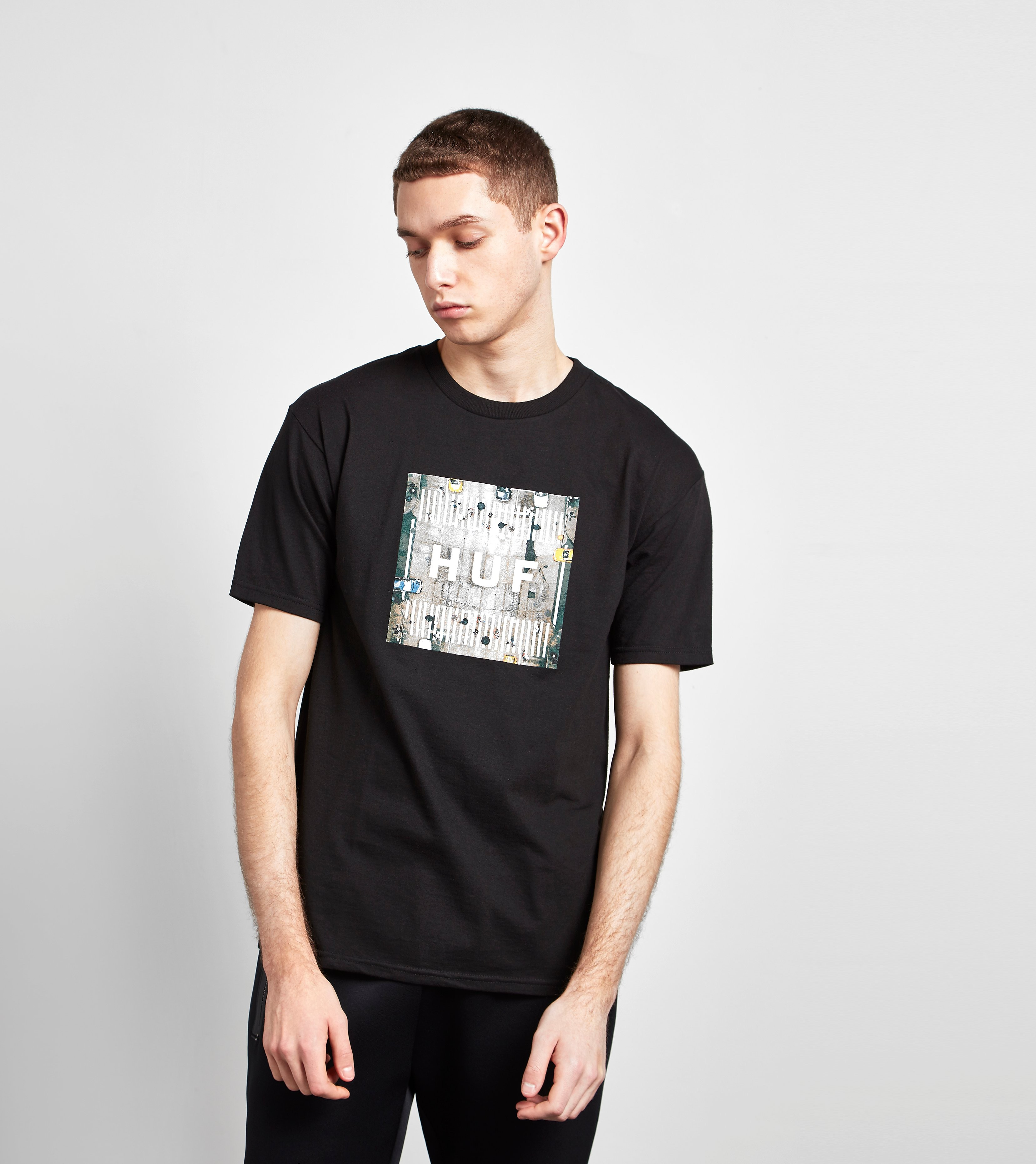 HUF Intersection Box Logo T-Shirt