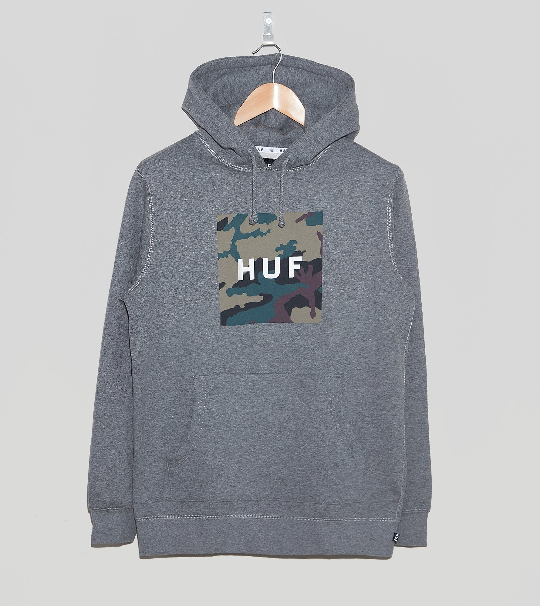 HUF Military Box Hoody