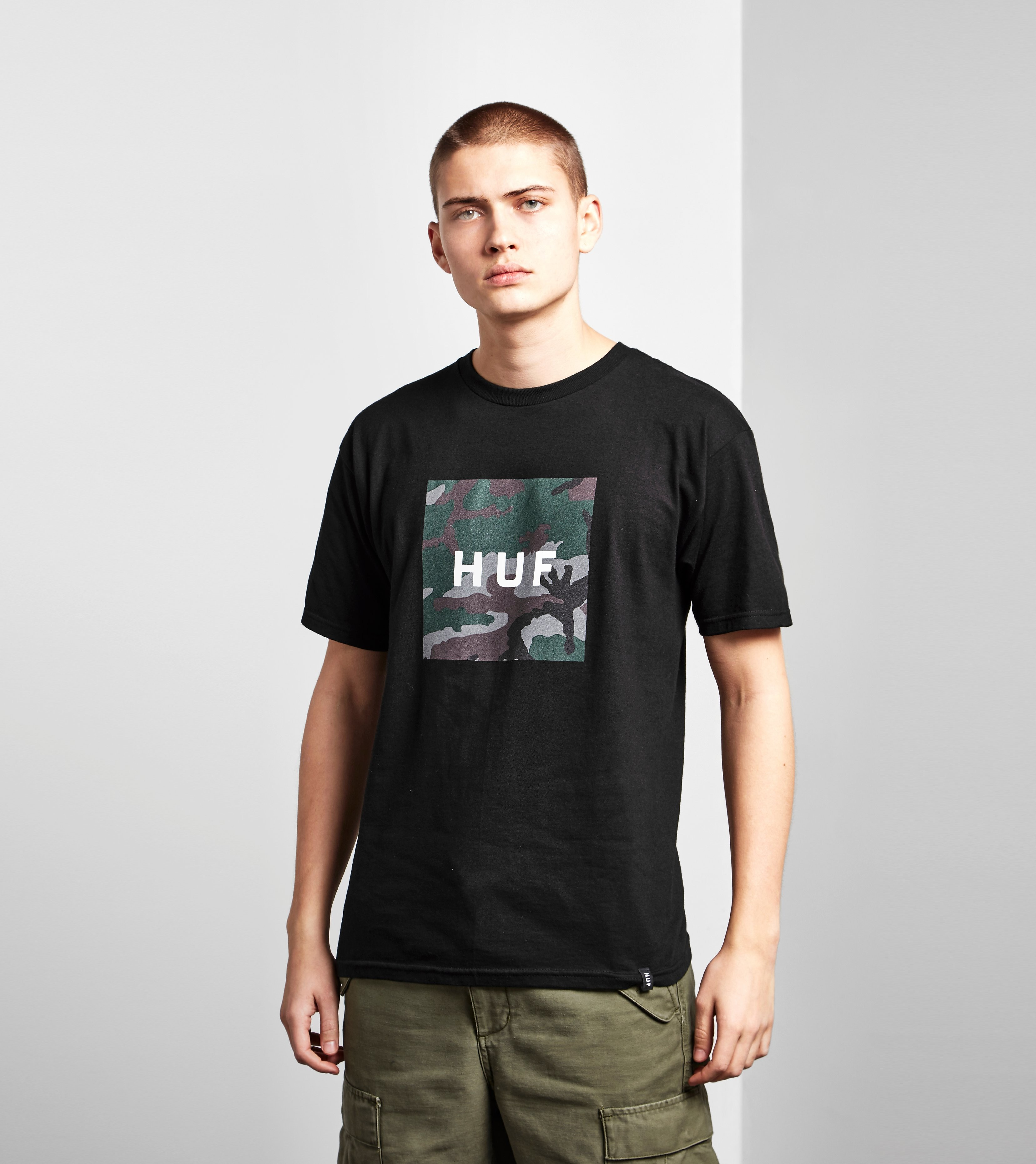 HUF Military Box T-Shirt
