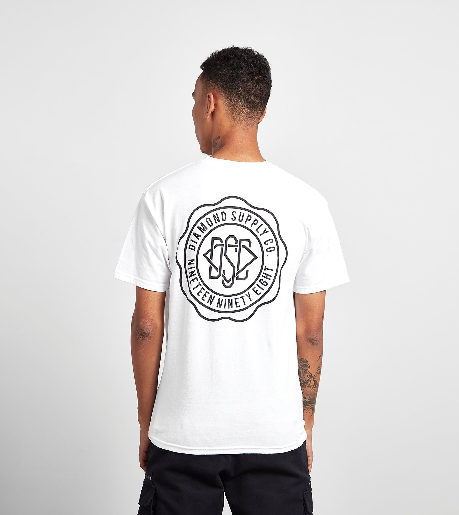 Diamond Supply DSC Seal T-Shirt