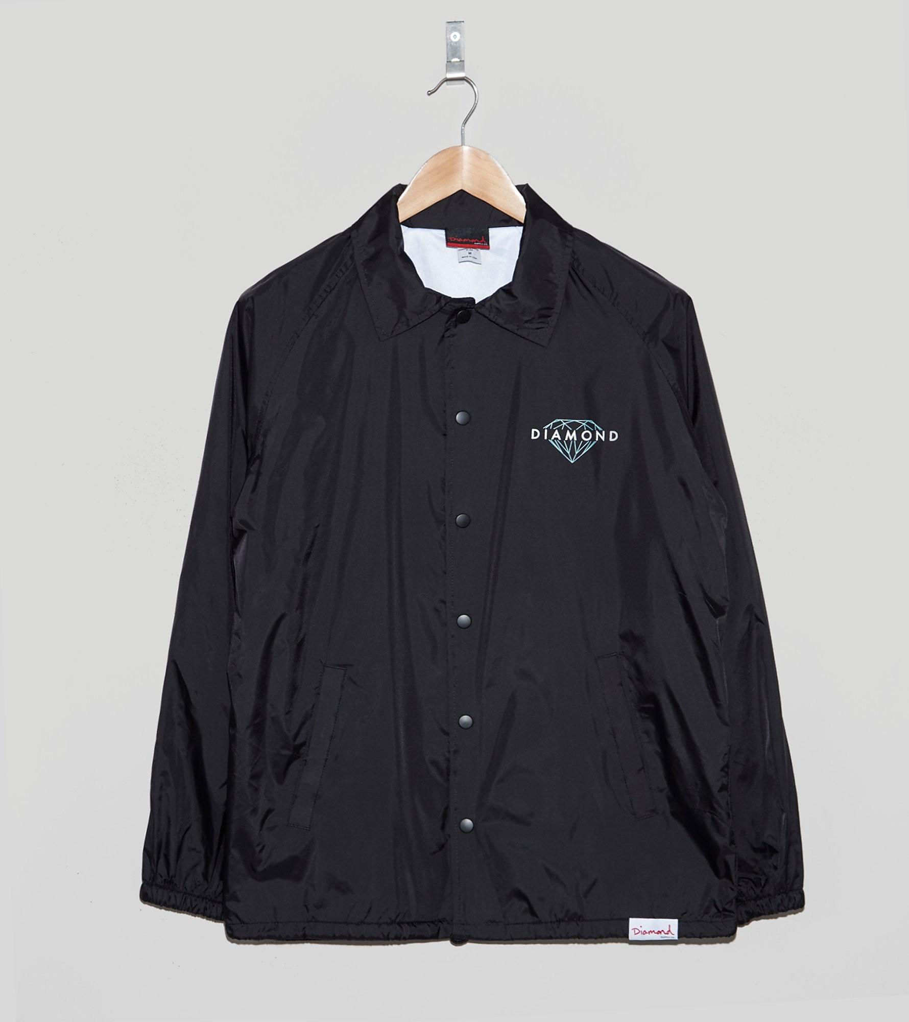 Diamond Supply Brilliant Coach Jacket