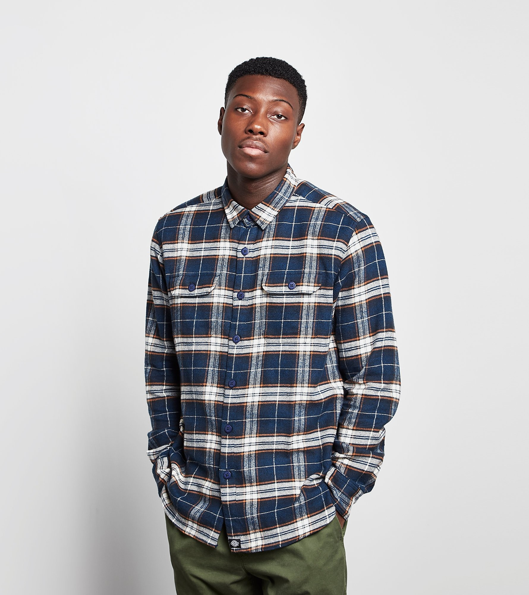 Dickies Holton Checked Shirt