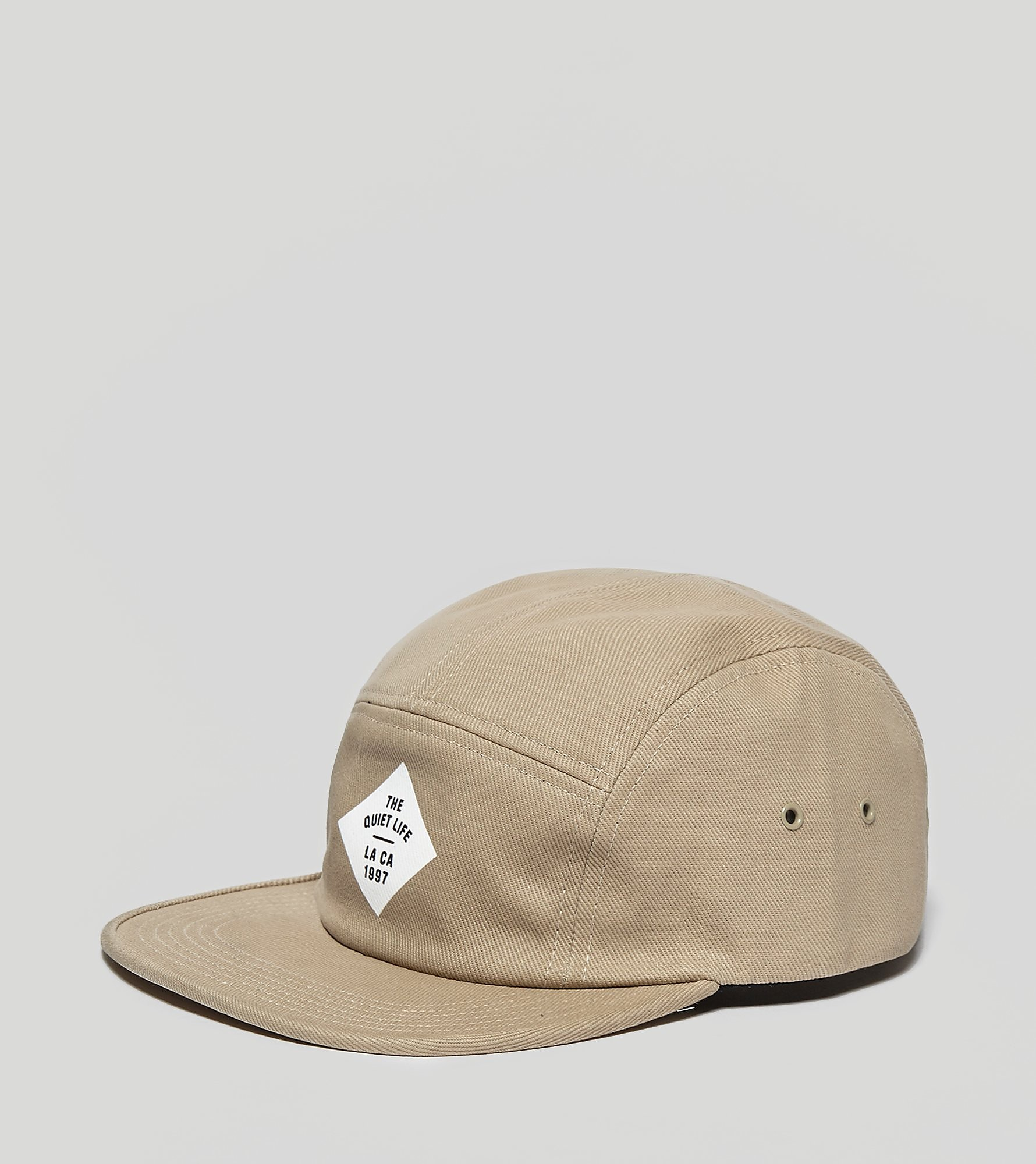 The Quiet Life Travel 5 Panel Cap
