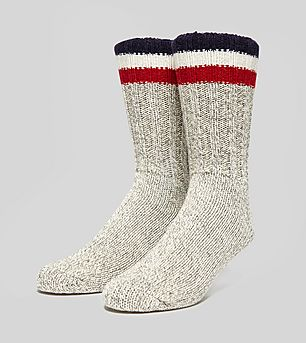 Penfield Sherwood 2 Pack Wool Boot Socks