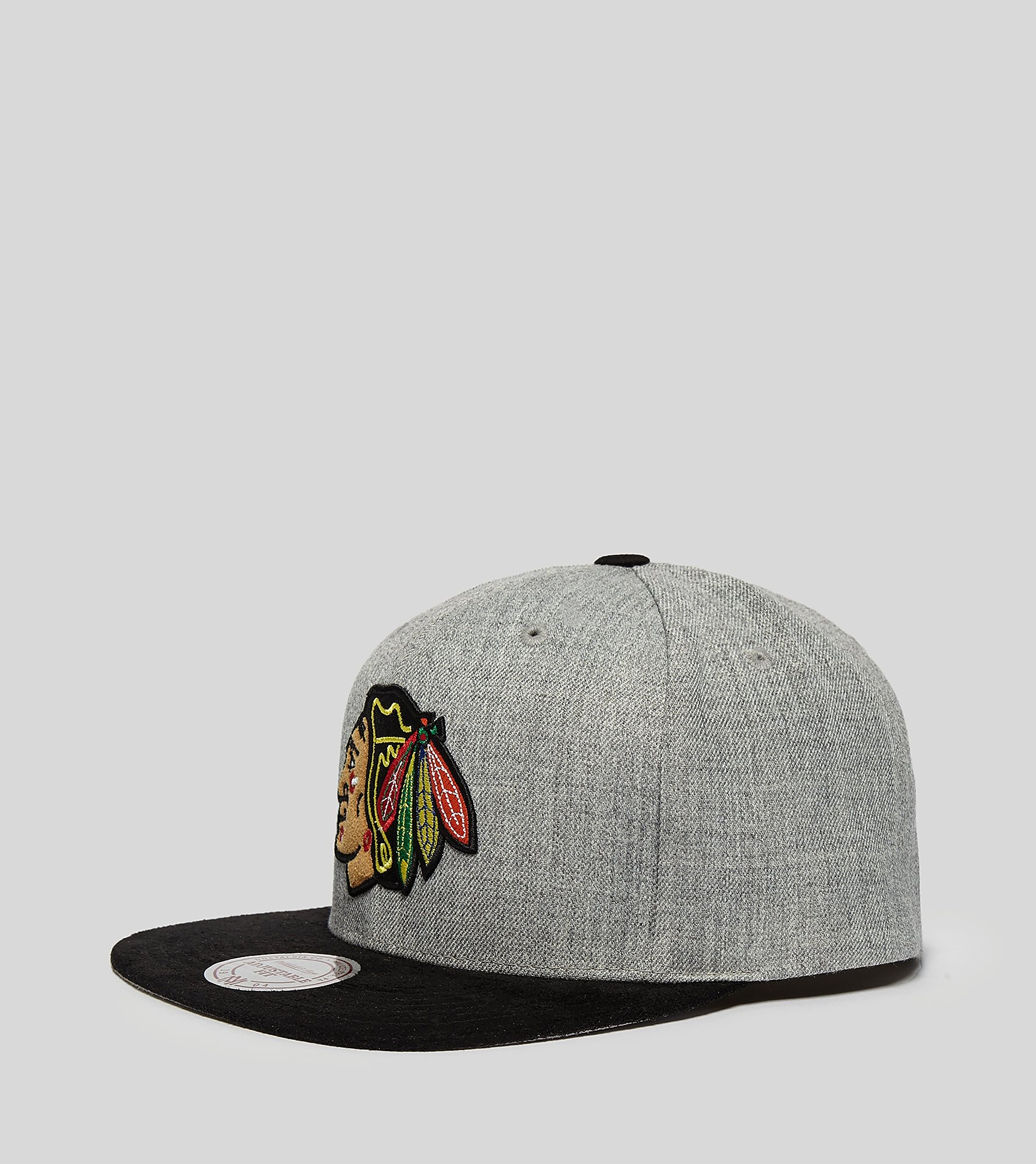 Mitchell & Ness Micro Heath Hawk Snapback Cap