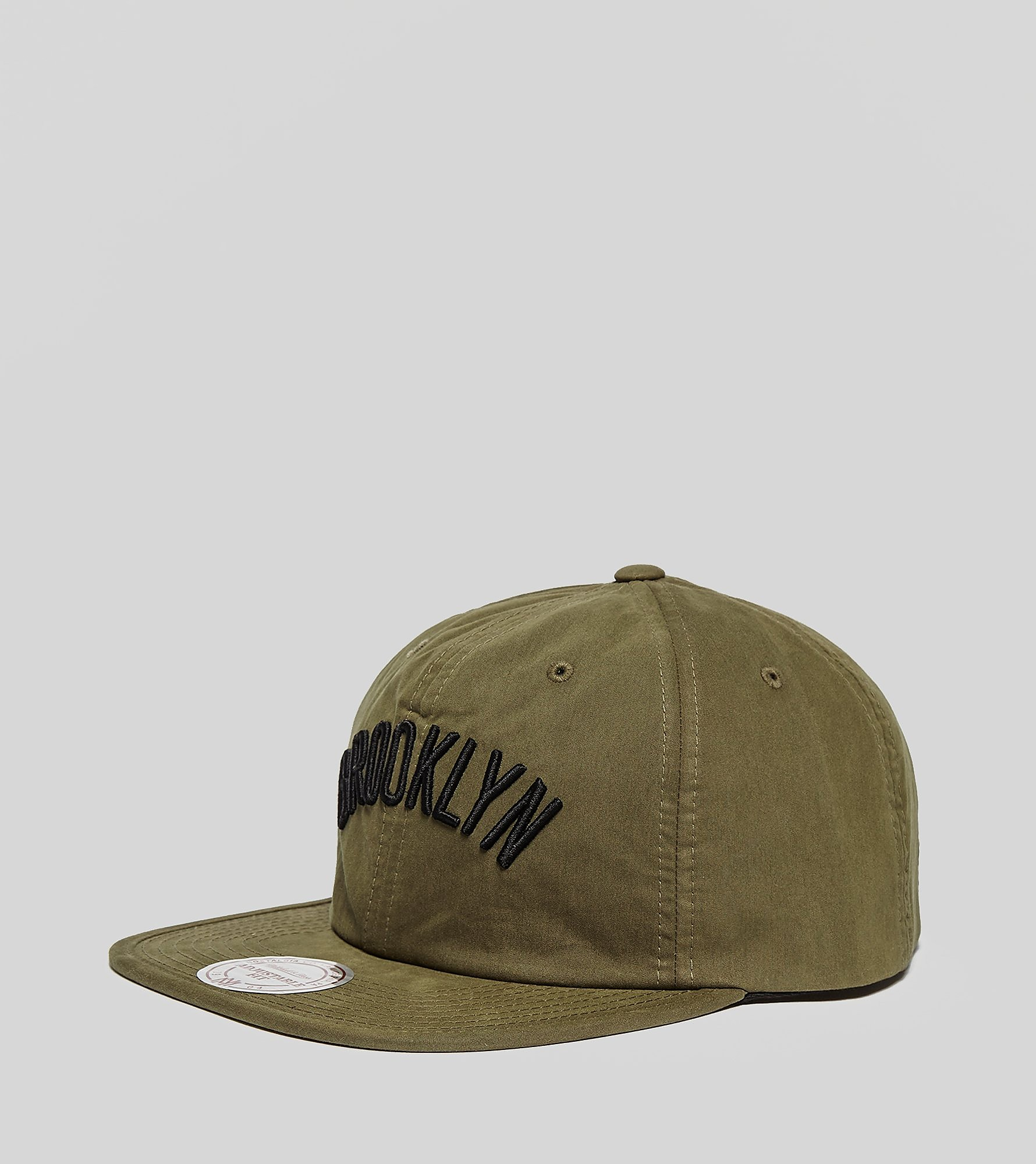Mitchell & Ness Brooklyn Pro Strapback Cap