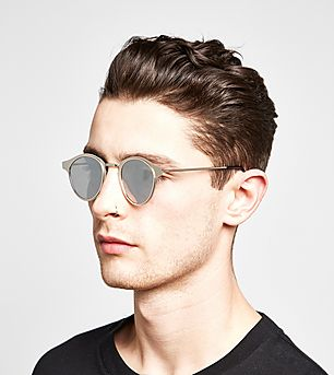 Spitfire Warp Round Sunglasses
