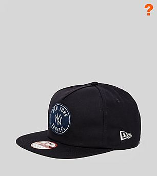 New Era 9FIFTY A-Frame Wool Snapback - size? Exclusive