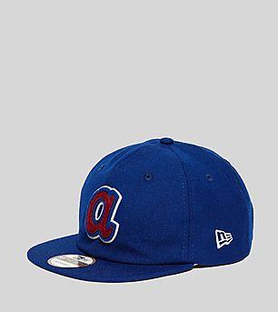 New Era 19TWENTY Heritage Leather Strapback Cap