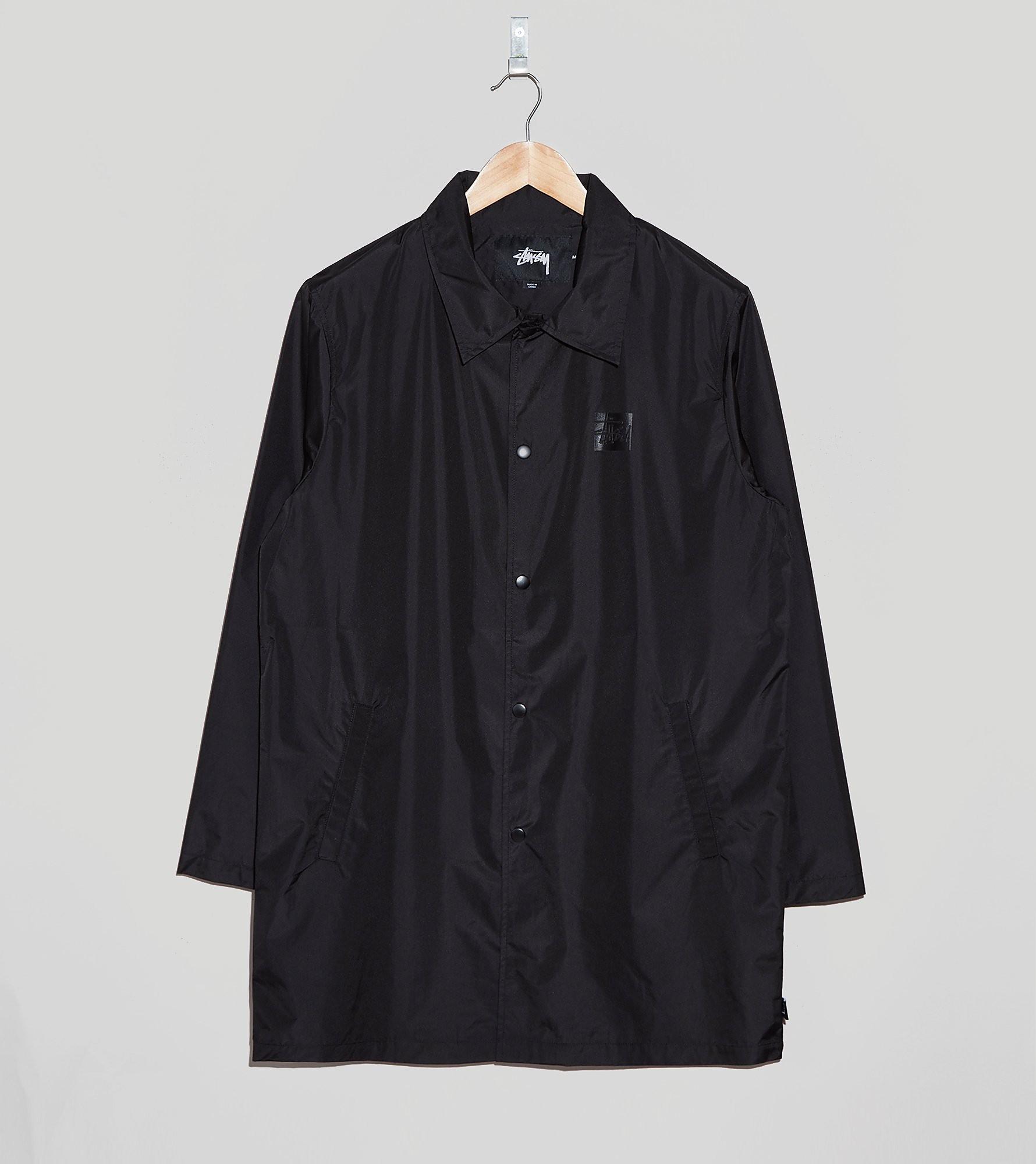 Stussy Long Coach Jacket