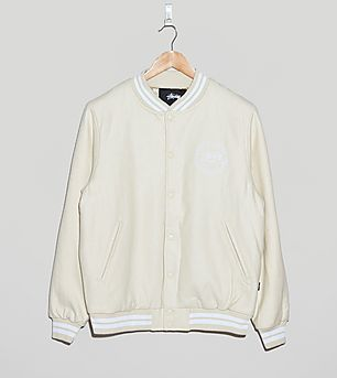 Stussy Stock Varsity Jacket