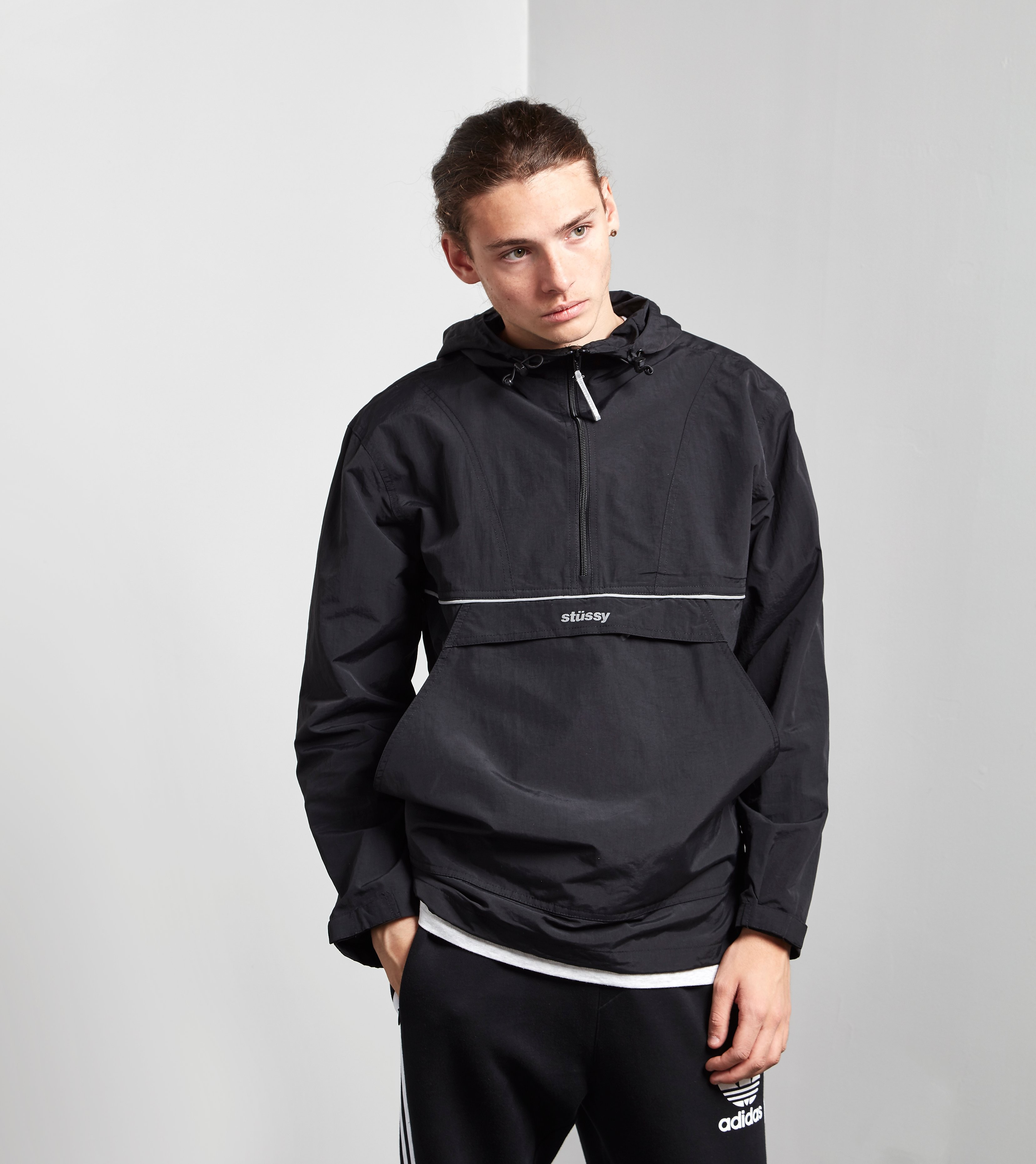 Stussy Sports Hooded Jacket