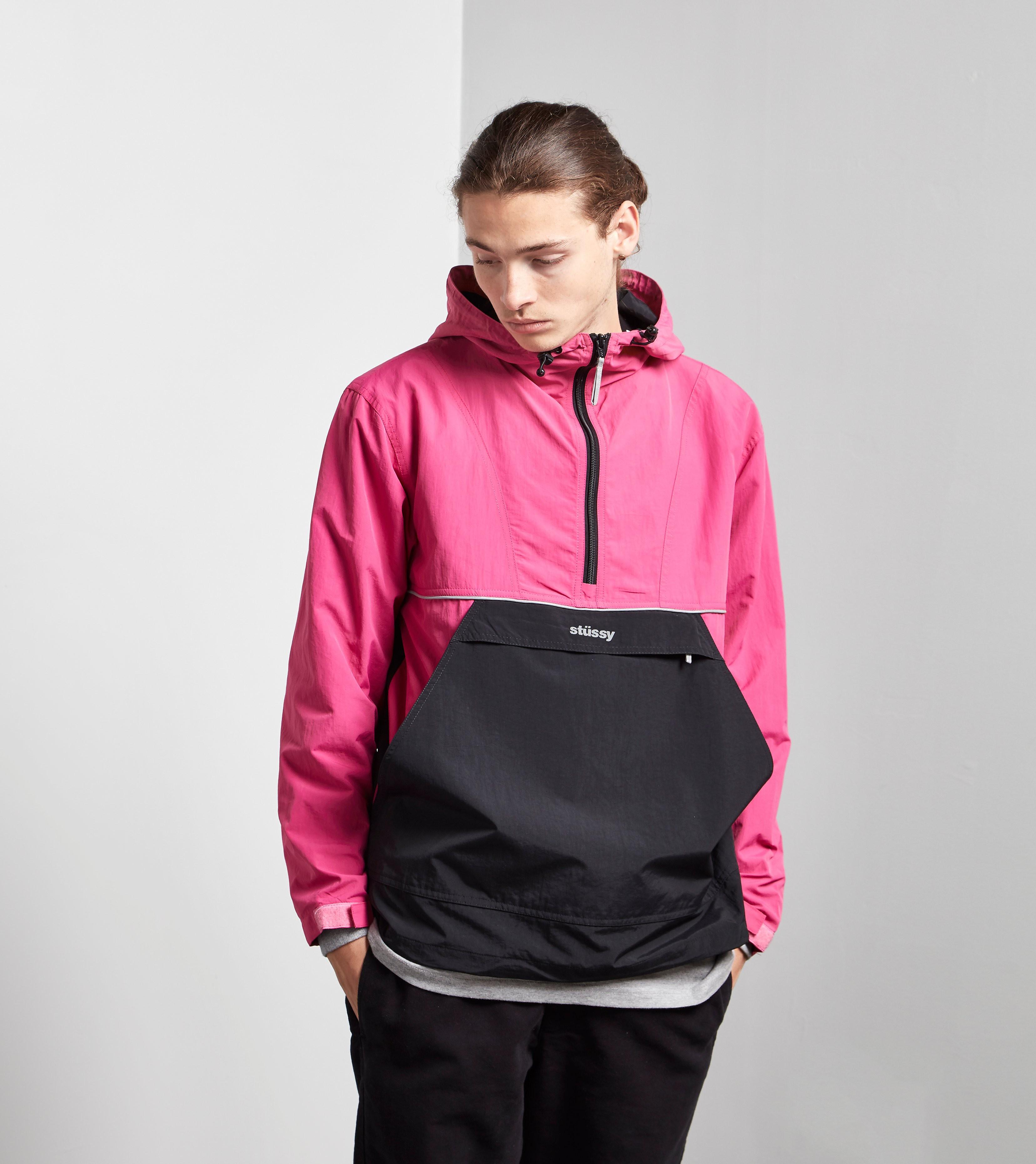 Stussy Sports Hooded Jacket