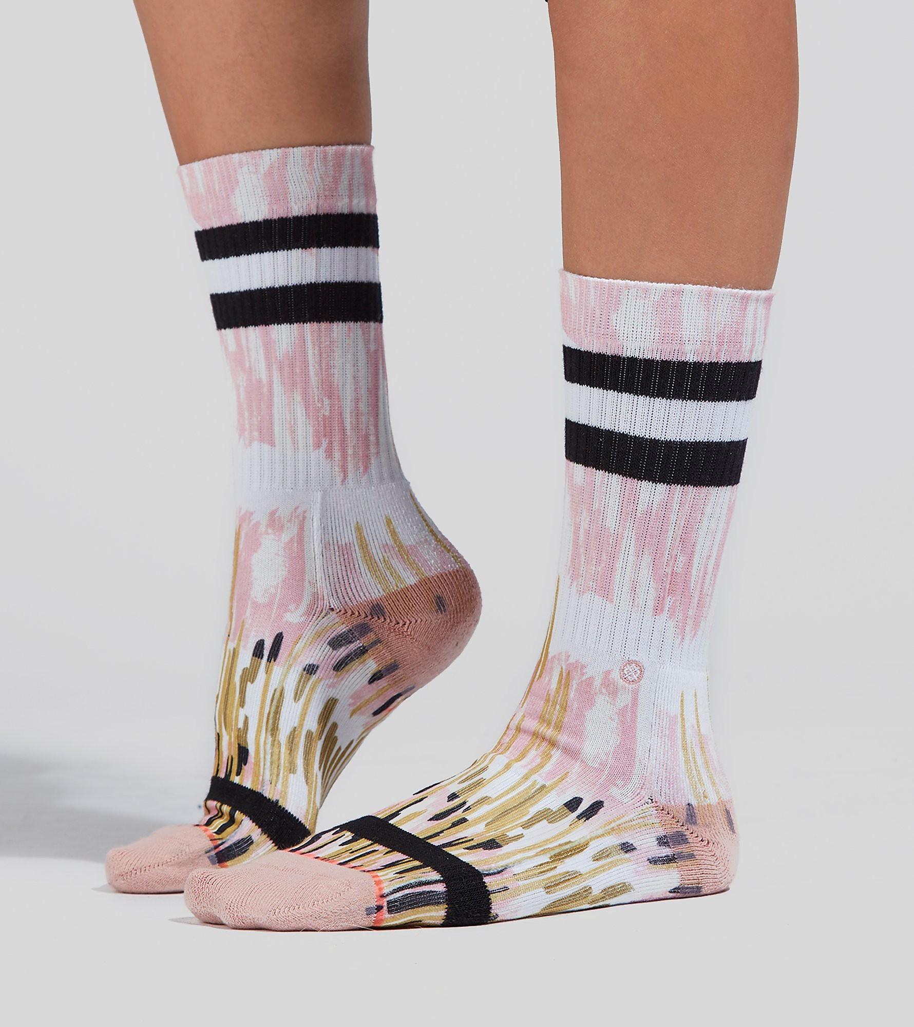Stance Pink Rain Socks