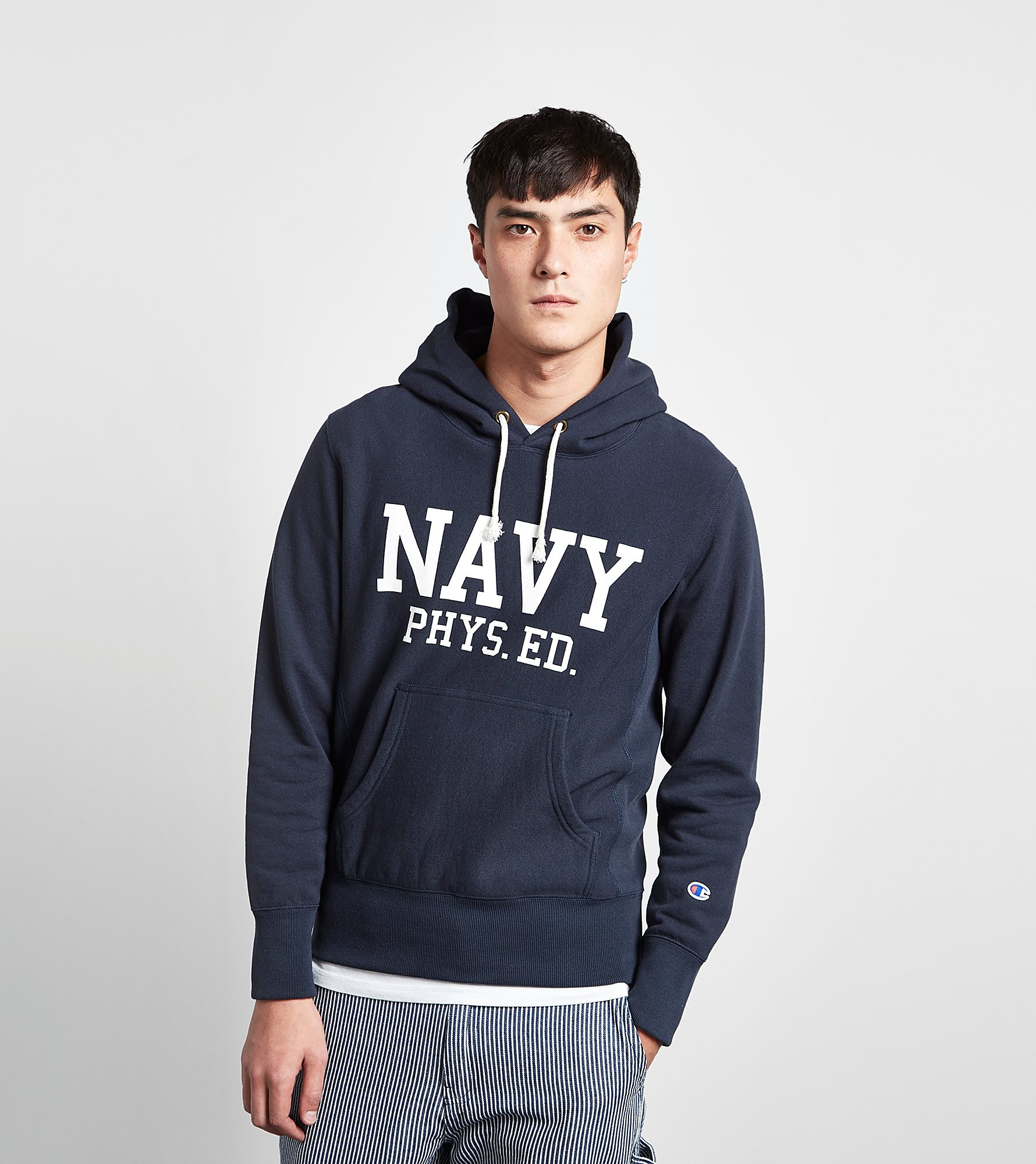 Champion Navy Hoody