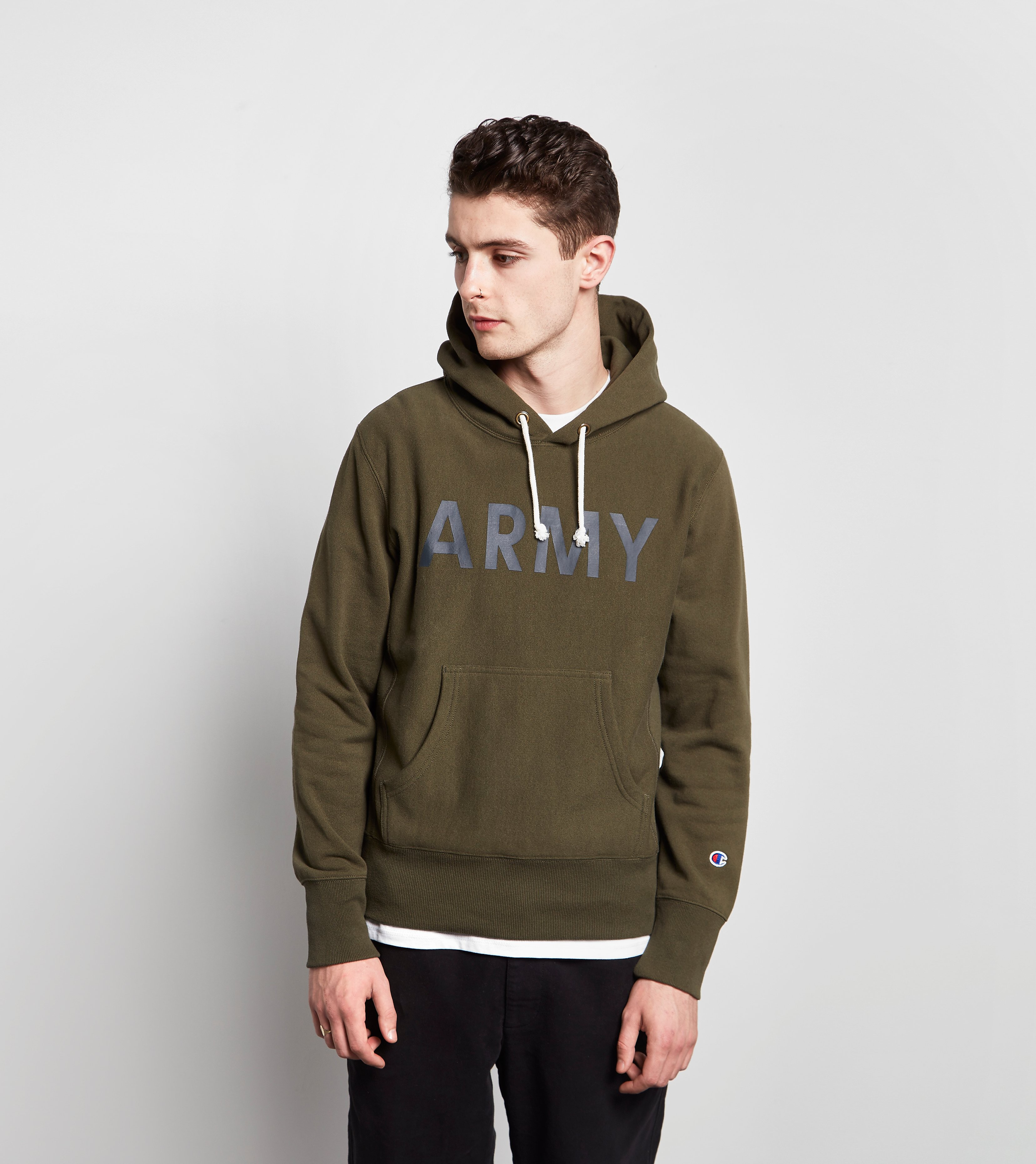 Champion Army Hoody