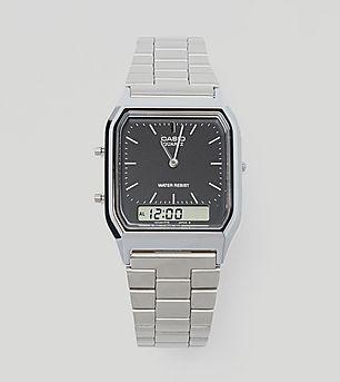 Casio Dual Time AQ-230A-1