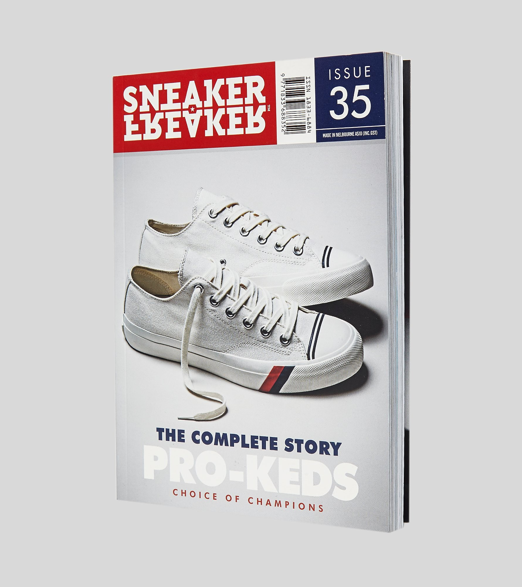 Sneaker Freaker Issue 35