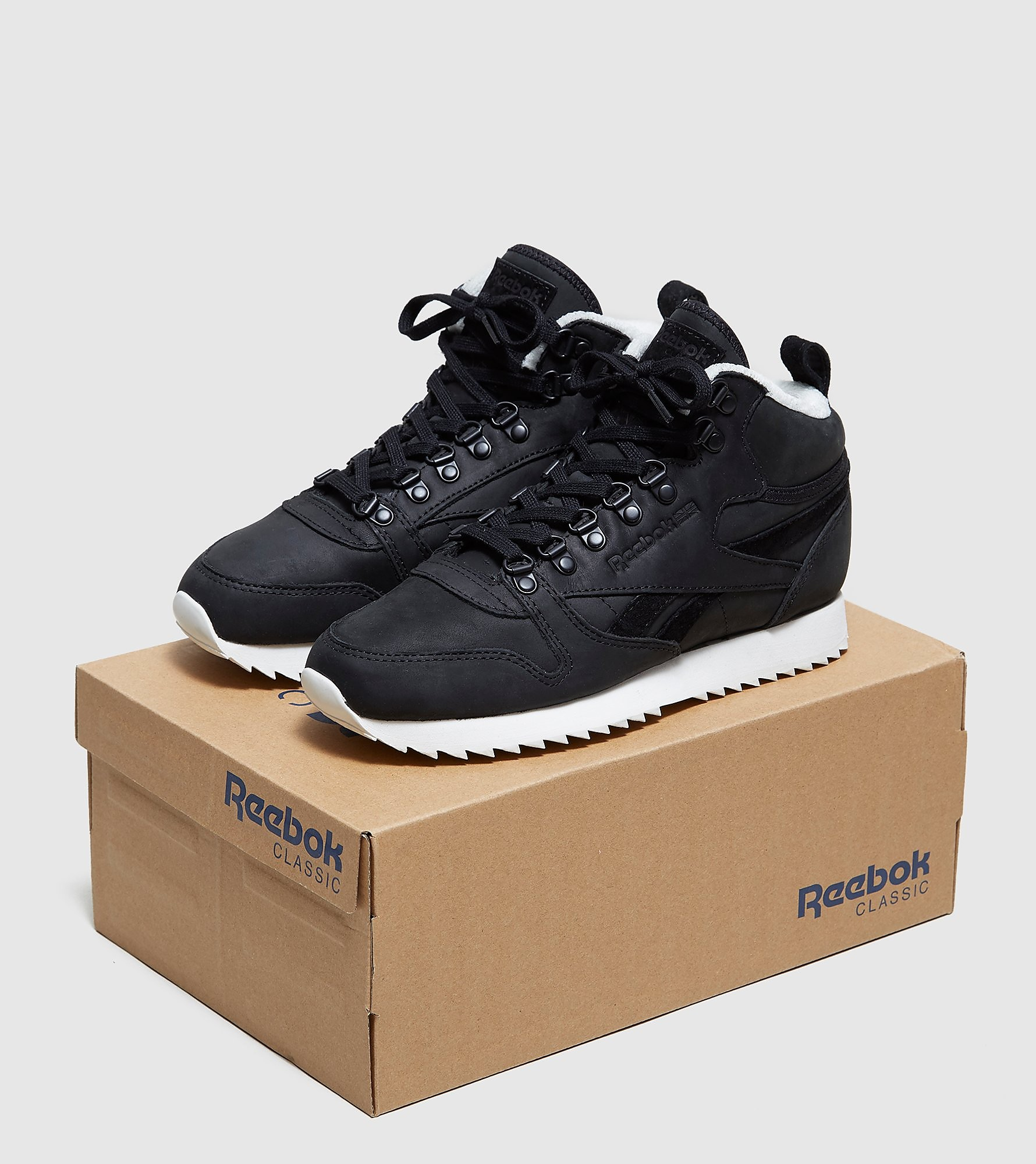 Reebok Classic Leather Mid - size? Exclusive Women's