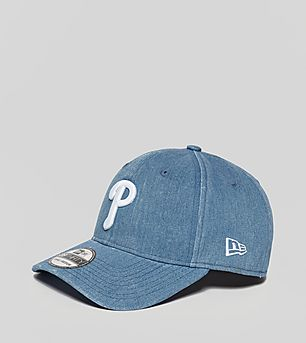 New Era Washed Denim 39THIRTY Fitted Cap
