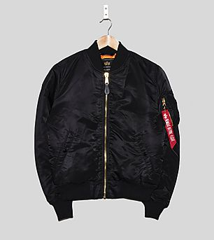 Alpha Industries MA1 Bomber Jacket