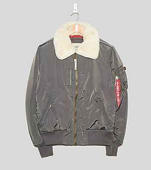 Alpha Industries Injector III Flight Jacket