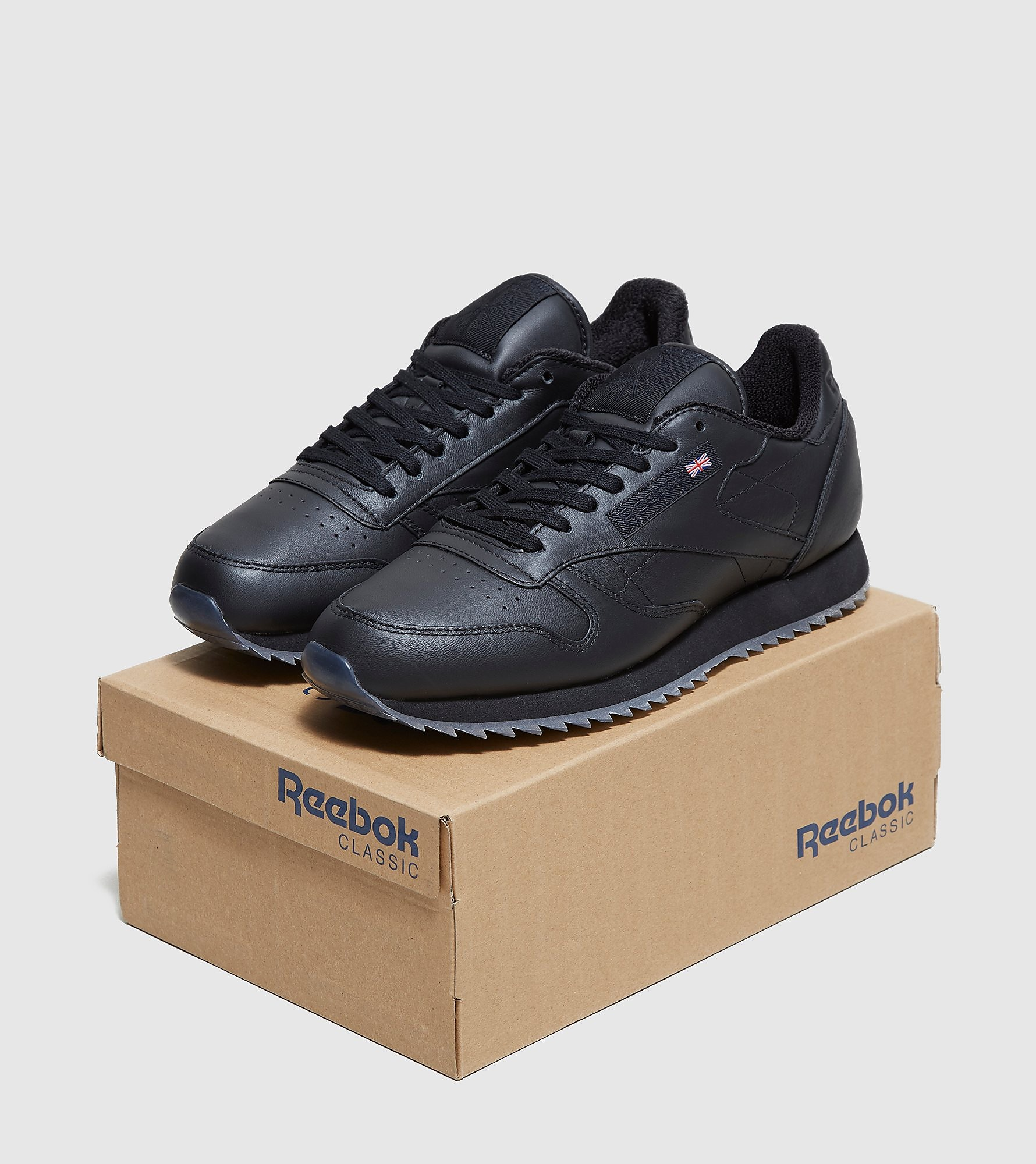 Reebok Classic Leather Ripple Ice Re/Cut- size? Exclusive