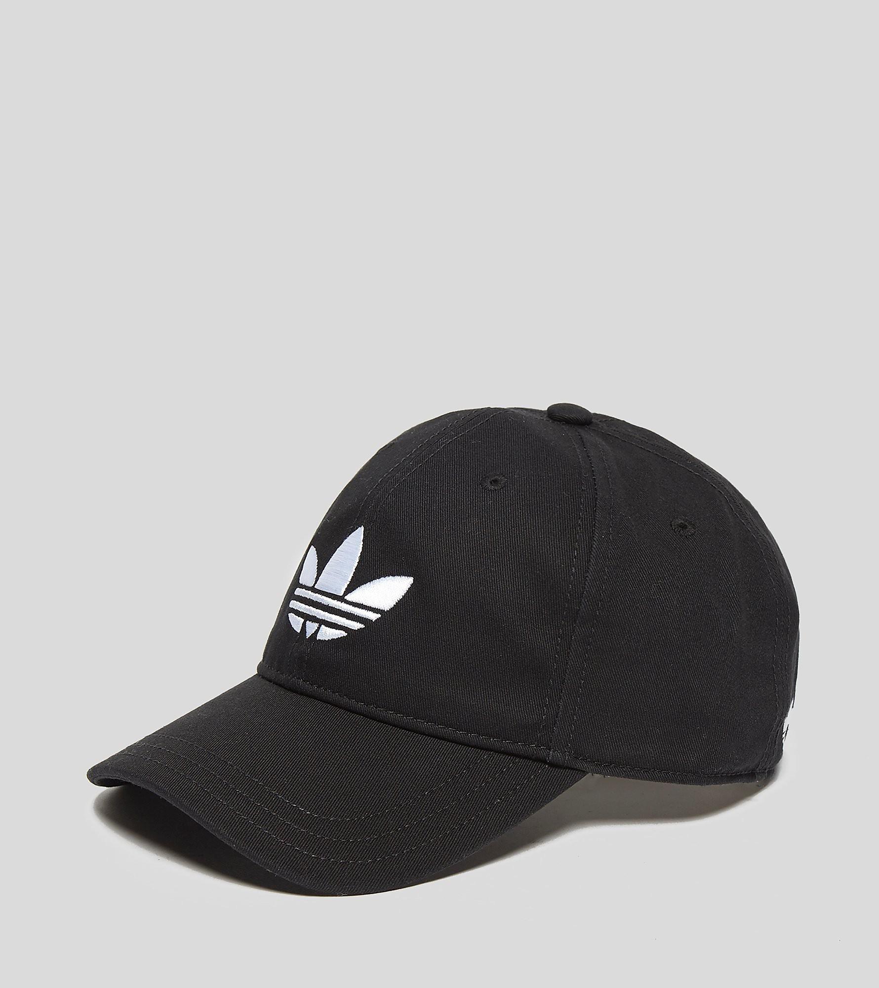 adidas Originals Trefoil Curved Snapback Cap