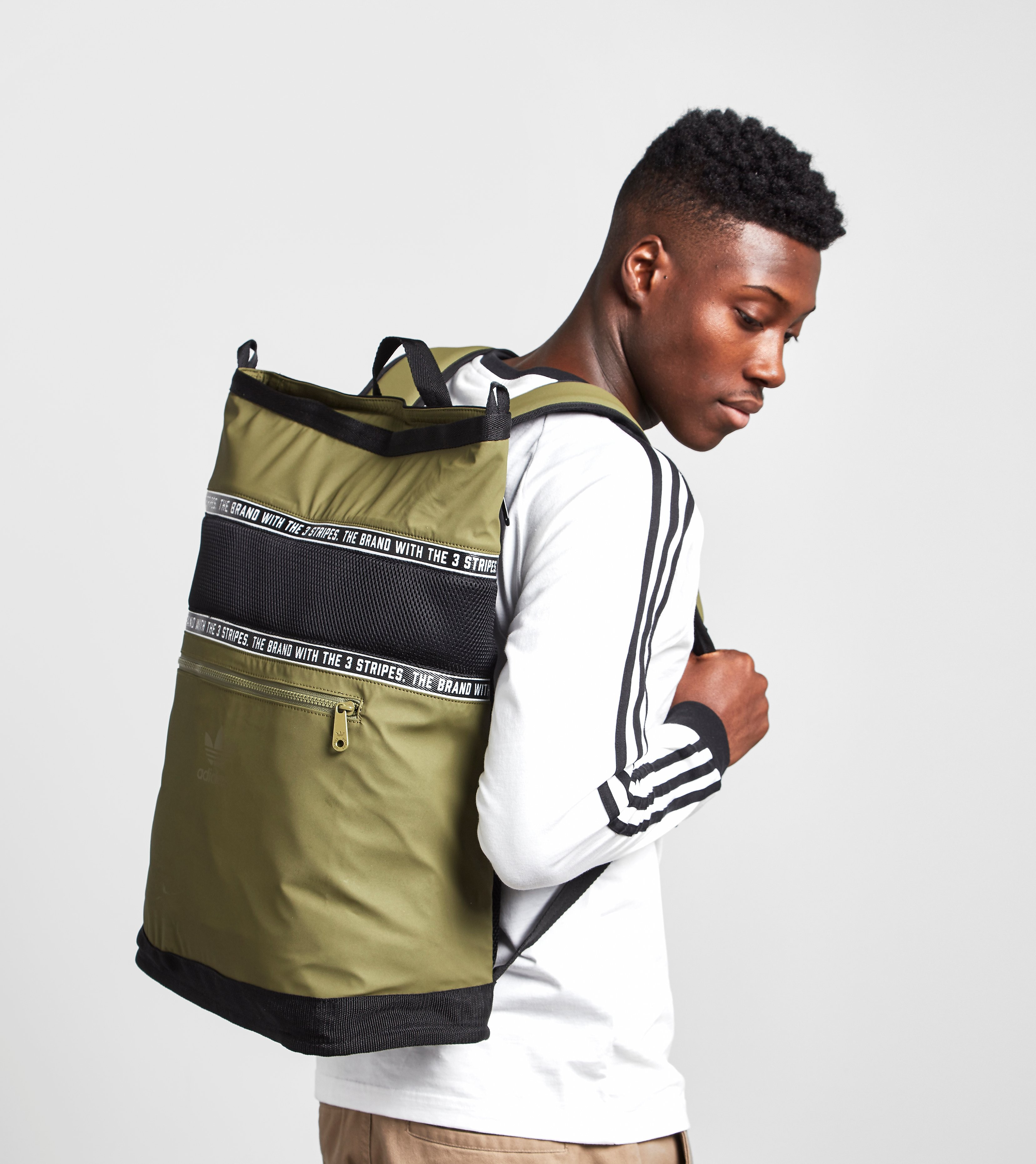 adidas Originals 3 Stripe Backpack