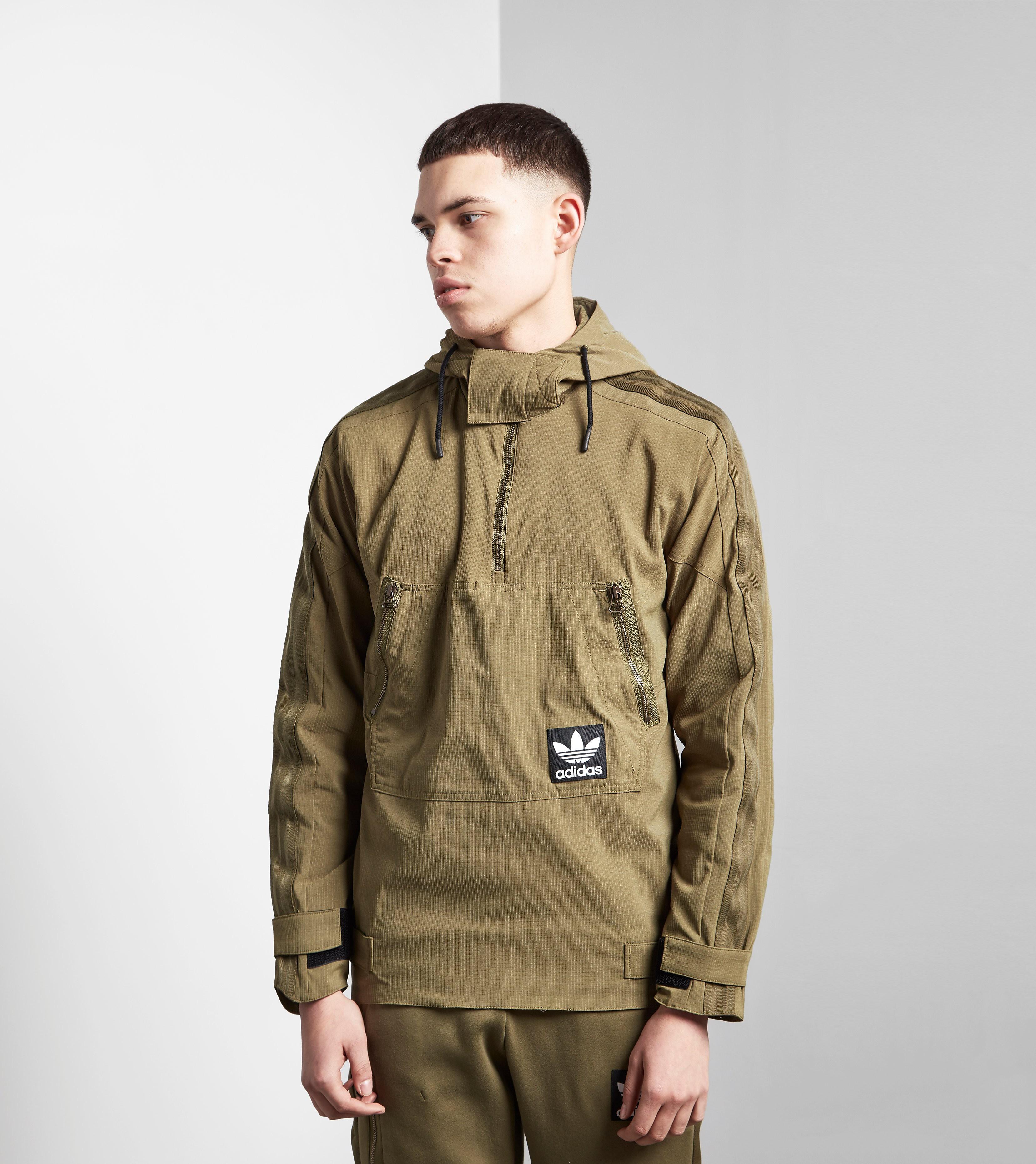 adidas Originals Trefoil Windbreaker Jacket