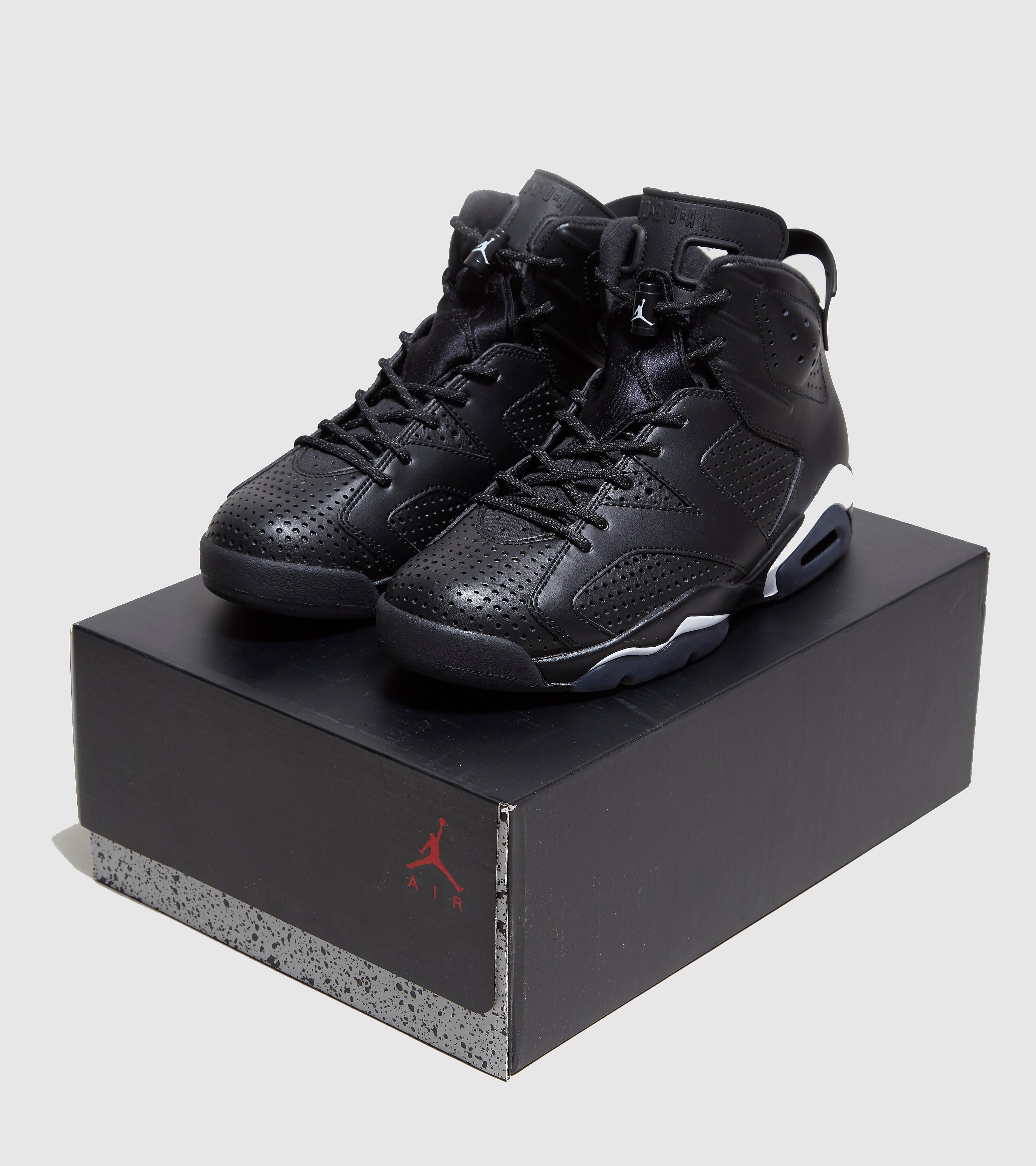 Jordan Air Retro 6 'Black Cat'
