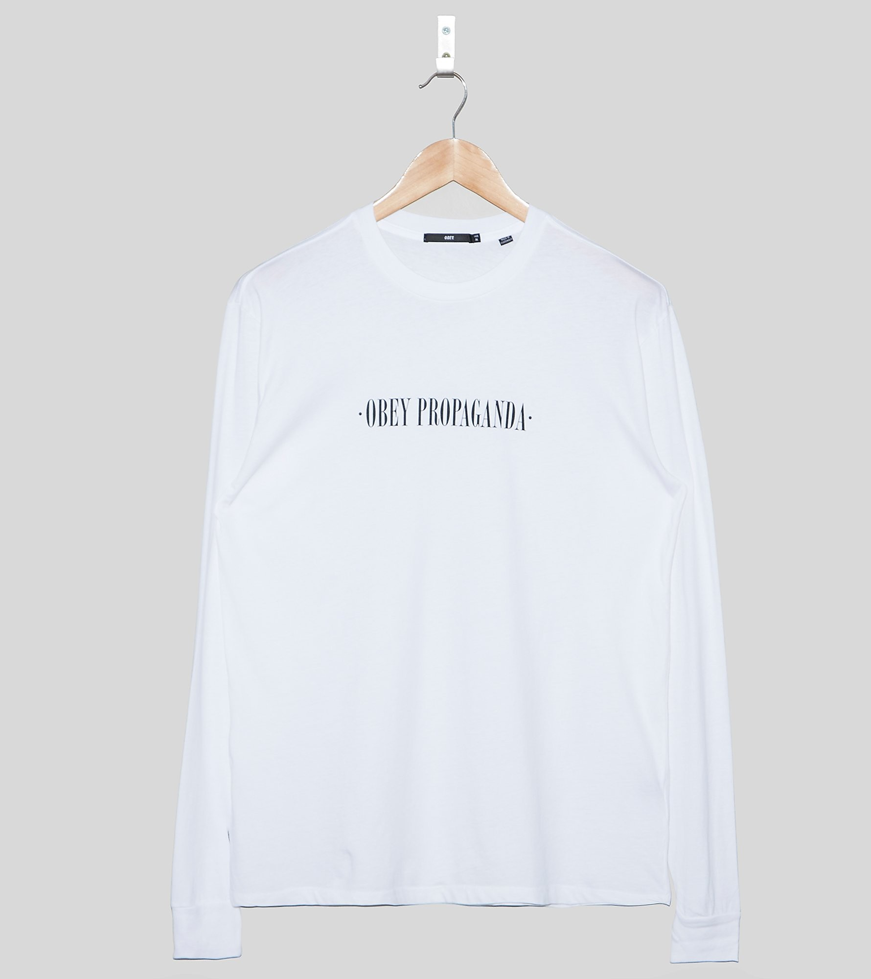 Obey Long-Sleeved New Times T-Shirt