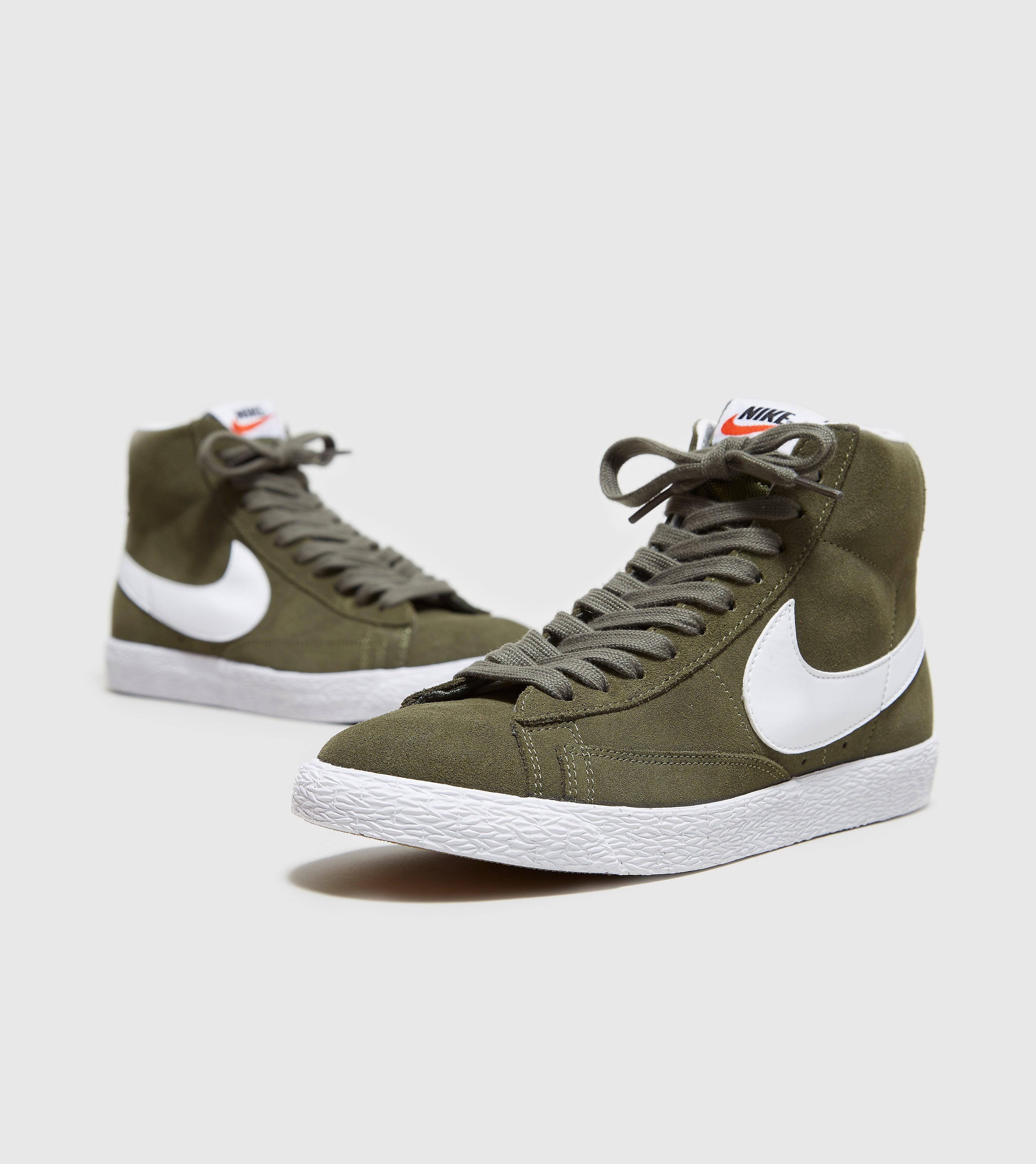 Nike Blazer Mid Suede Women's