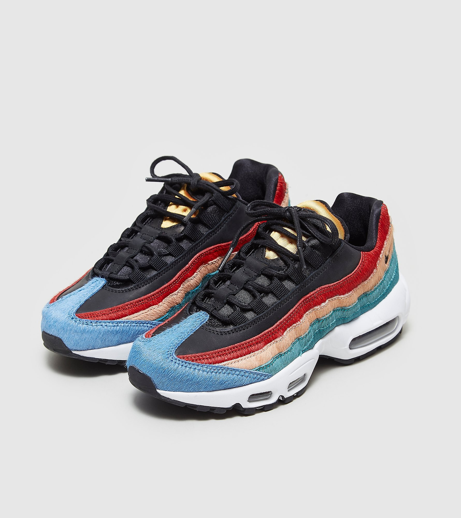 Nike Air Max 95 Premium 'Multi-Colour' Women's