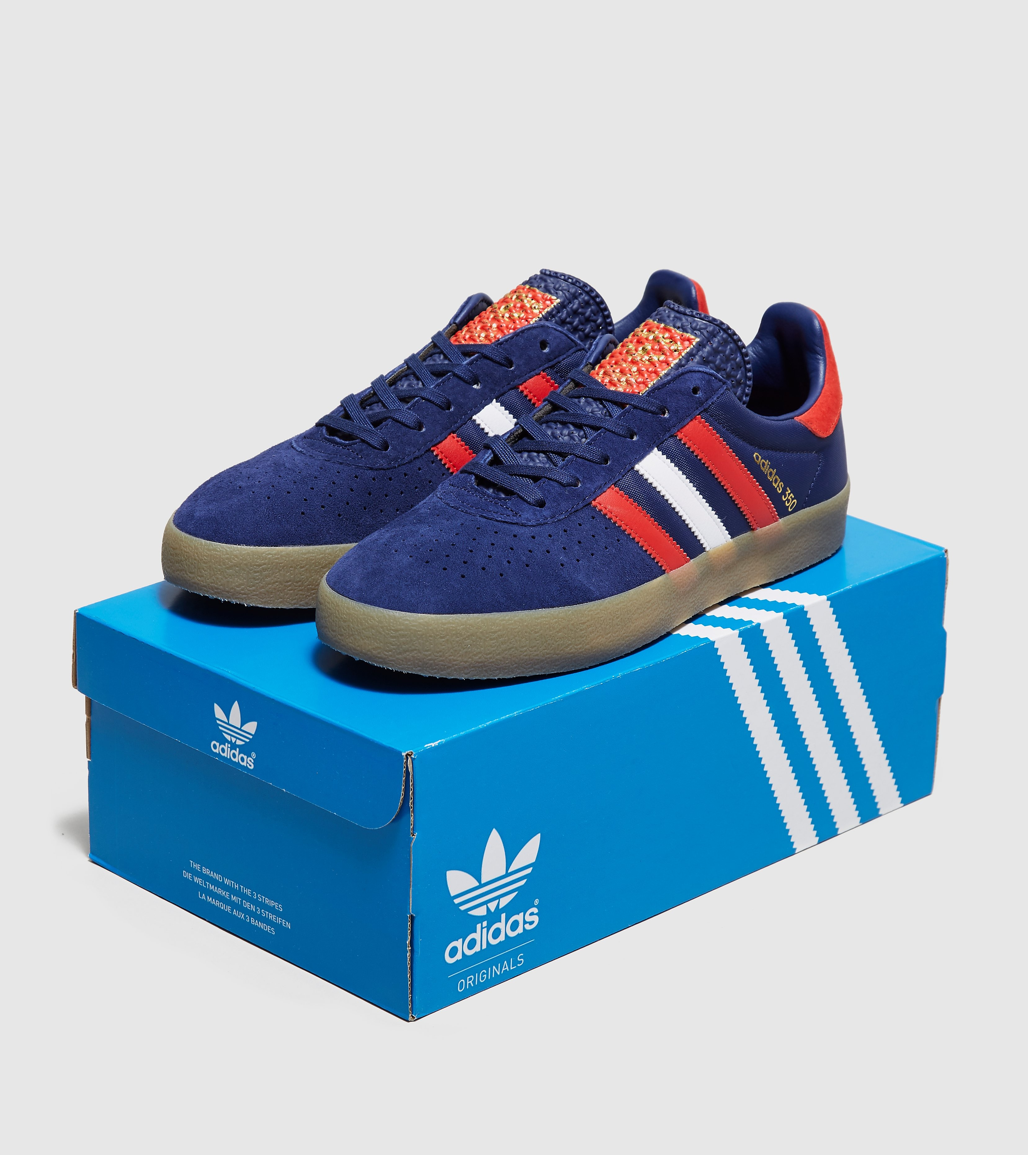 adidas Originals Archive adidas 350 Suede - size? Exclusive