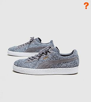 PUMA Suede Wooly - size? Exclusive Women's