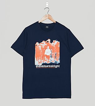 Stussy Kids Are Alright T-Shirt