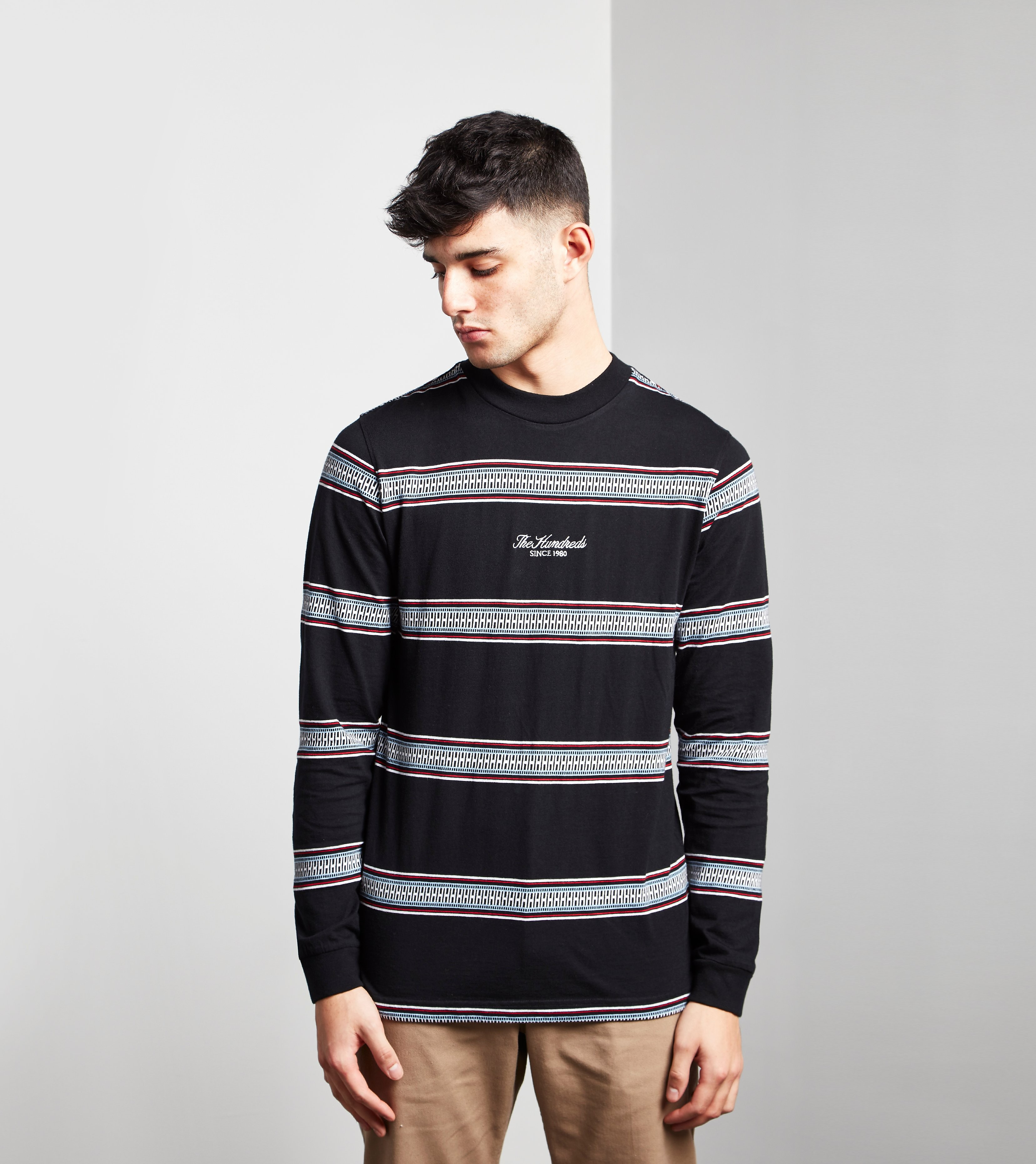 The Hundreds Long-Sleeved Cove T-Shirt