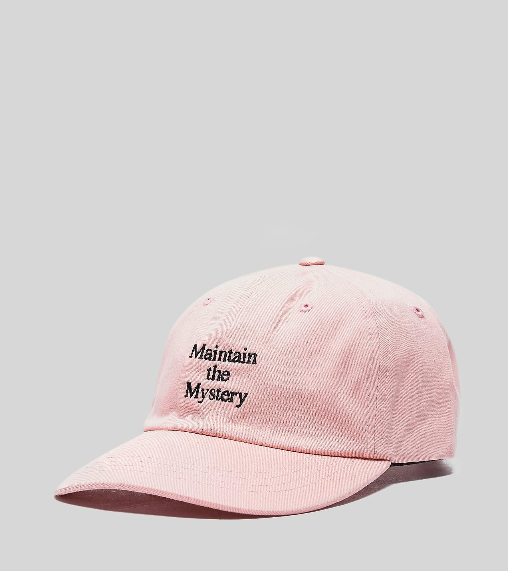 The Hundreds Mystery Dad Strapback Cap