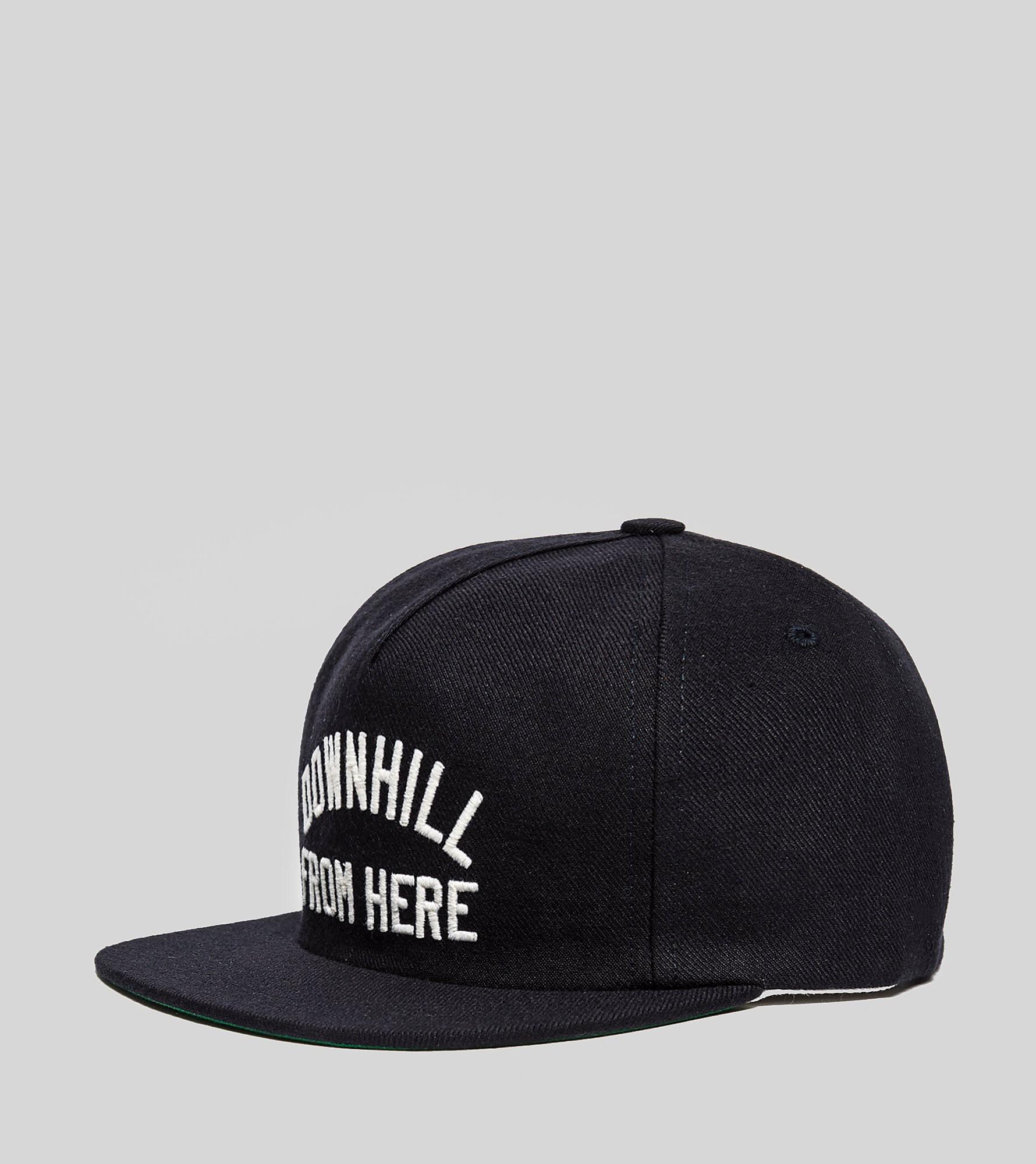 HUF Wool Snapback Cap